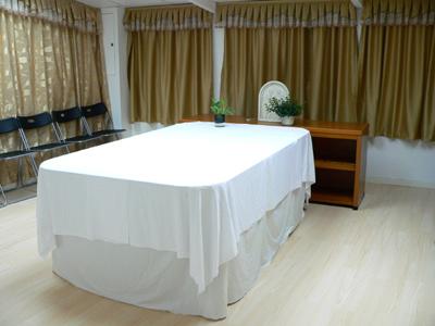 憑弔離世的寵兒 - 悼念室