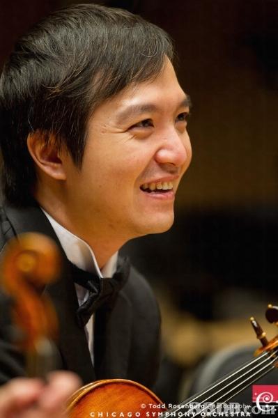 Todd R CHICAGO SYM  violinist,violist,string instrument,singer,violin