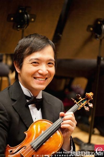 odd Rose CHICTO SYMPHONY  music,violin,violinist,violist,viola