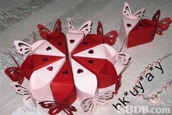 大清貨 結婚糖果小禮物蛋糕盒 只賣現貨 只賣開倉貨 數量有限 訂購從速  大特價 $0.6/$0.7