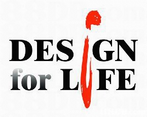 DESIGN for LIFE  text,font,product,logo,brand