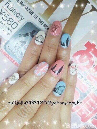 nailjelly34834077@yahoo.com.hk,nail,finger,hand,nail care,manicure