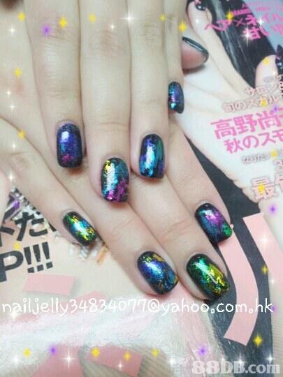 秋のスキ Pll! nailjelly SDB.com conn,nail,finger,nail care,hand,manicure