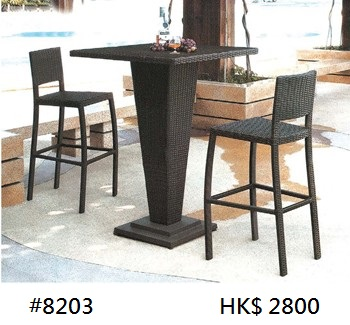 #8203 HK$ 2800,Furniture,Table,Brown,Kitchen & dining room table,Room