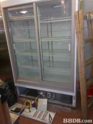refrigerator,display case,window,home appliance,shelving