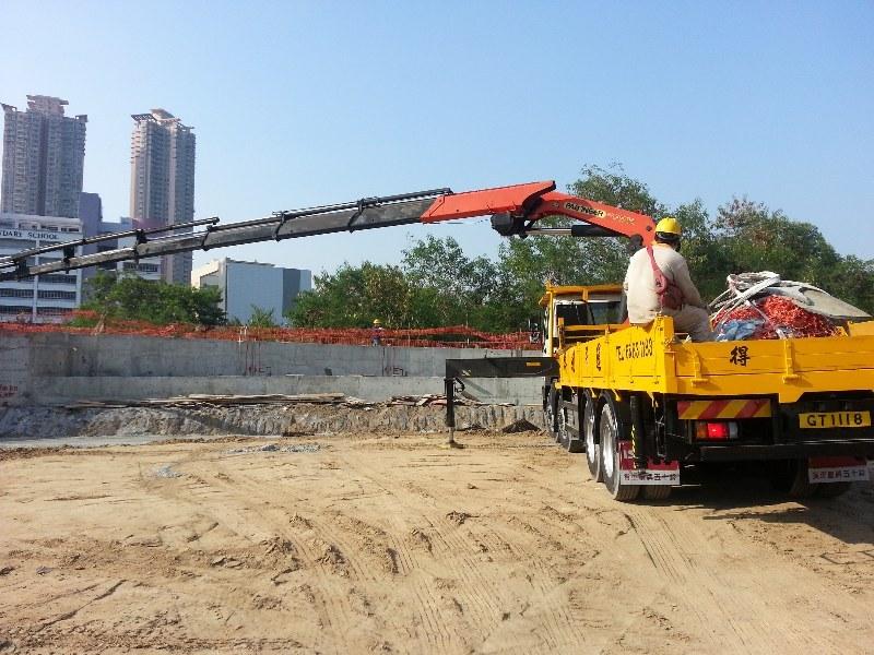 LIA RY SCHOUS kn GT1118 aw  Crane,Vehicle,Transport,Construction equipment,Soil