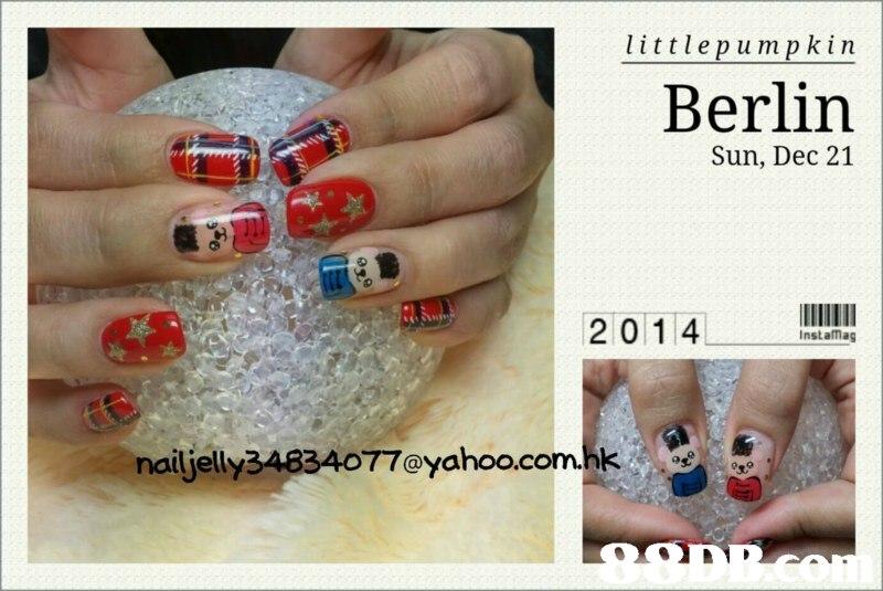 littlepumpkin Berlin Sun, Dec 21 2 01 4 Instalmlag nailjelly34834077@yahoo.comk,nail,finger,hand,manicure,nail care