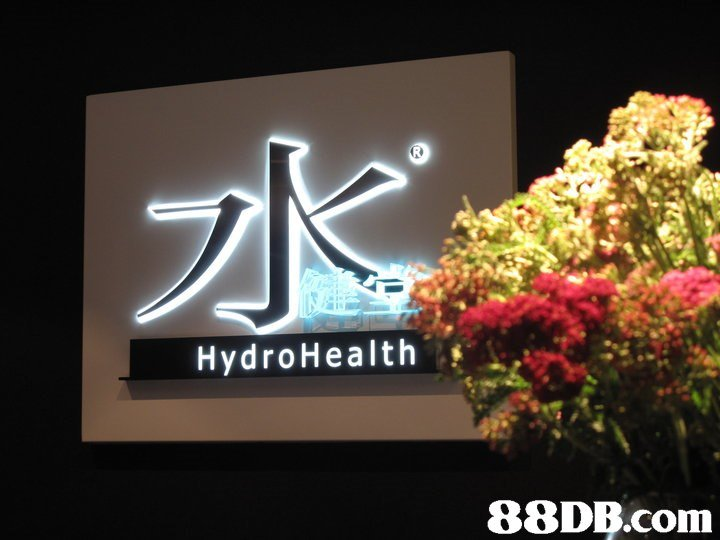 HydroHealth 88DB.com  display device