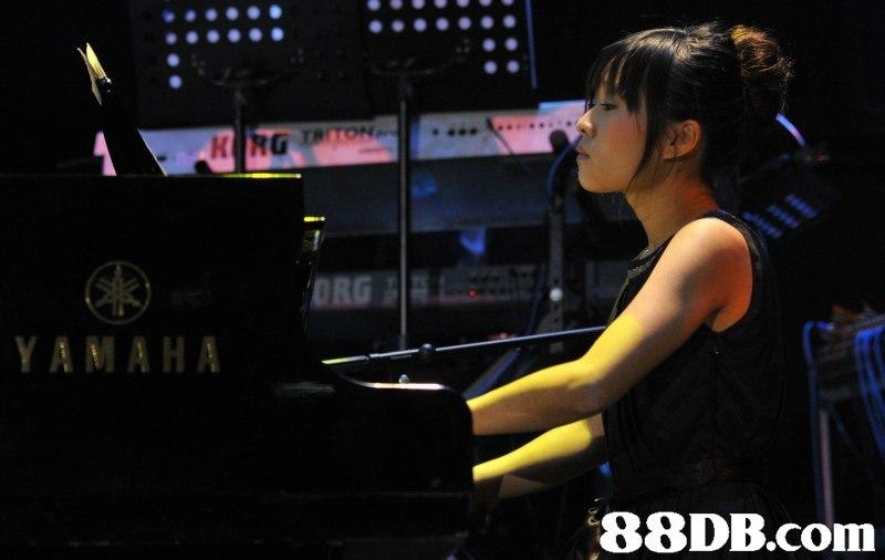 DRG YAMAH   Musician,Pianist,Music,Performance,Technology