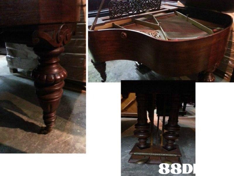 88D  piano