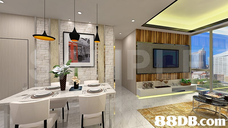 interior design,living room,kitchen,