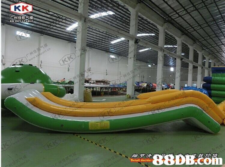 广州佳凯急模 KK INFLATABLE 细节决 Detall deeldes  inflatable