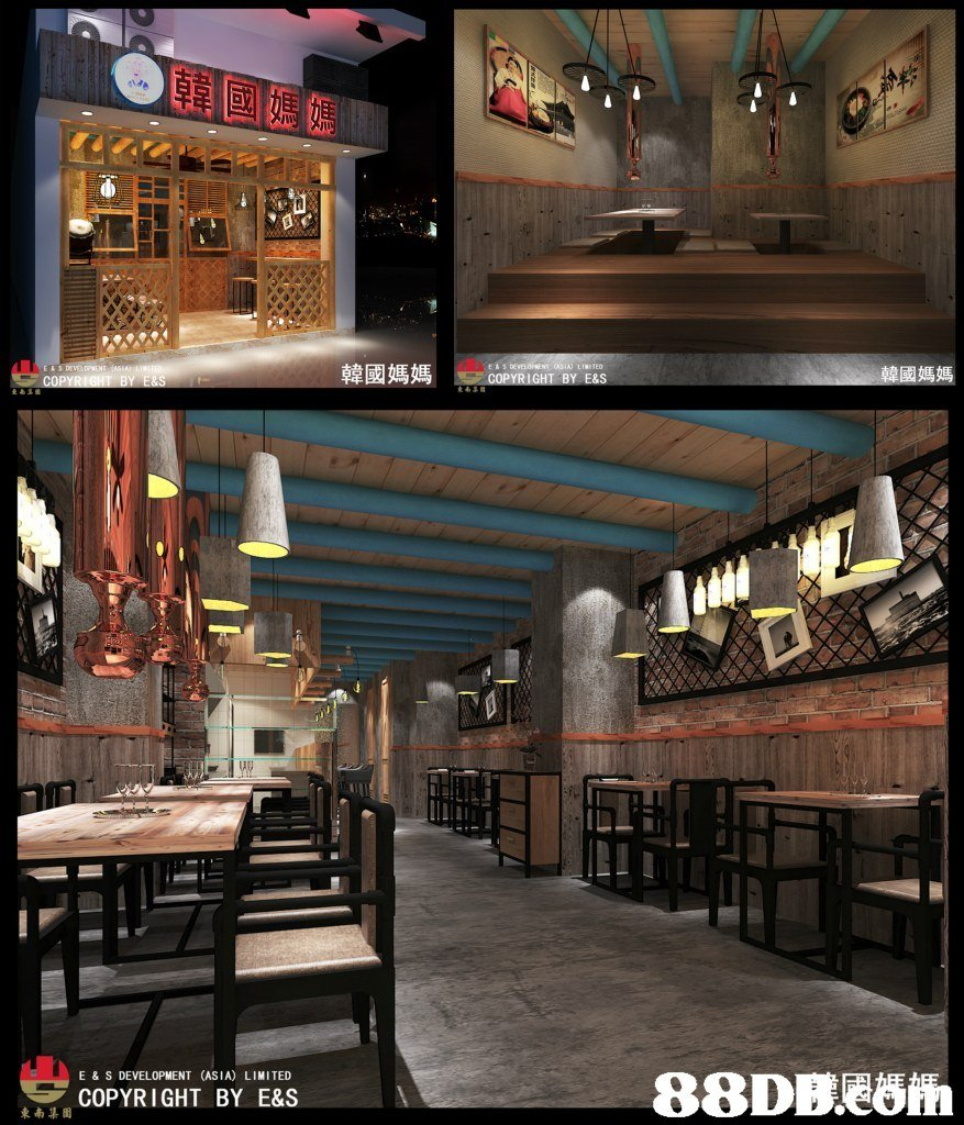 韓國媽媽 Y E&S 漍媽媽 E & S DEVELOPMENT (ASIA) LIMITED COPYRIGHT BY E&S  interior design