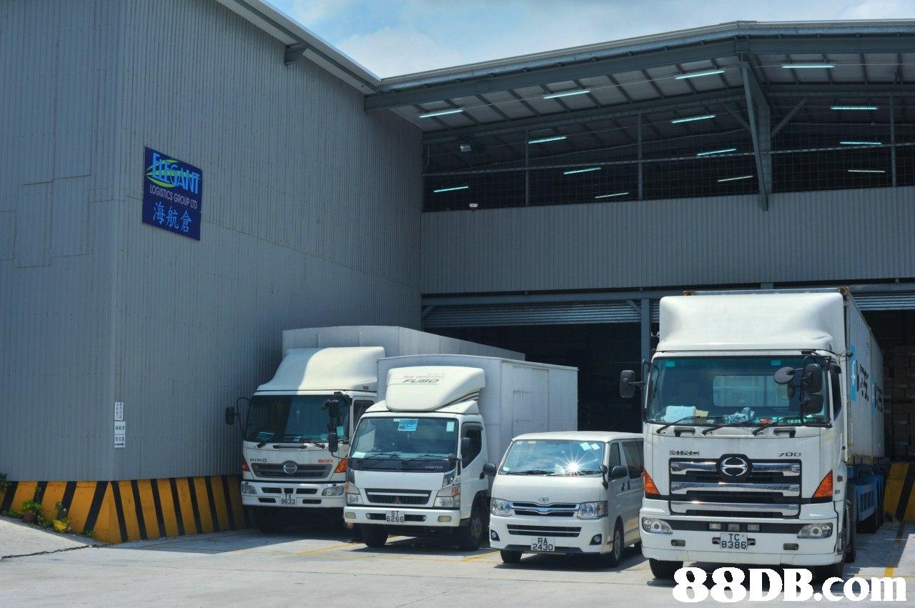 海航倉 8DB.com  transport,motor vehicle,vehicle,mode of transport,truck