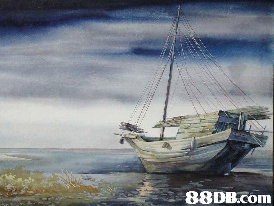88DB.com  sailing ship