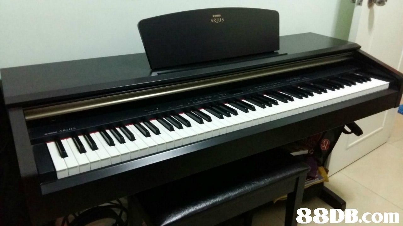 yamaha digital piano excellent condition ydp 181 color dark rosewood hk. Black Bedroom Furniture Sets. Home Design Ideas