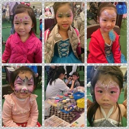 創意面部彩繪-大人小朋友 - 生日派對 (FACE PAINTING, BODY PAINTING) KIDS BIRTHDAY PARTY 婚禮,公司活動,生日會,廣告,拍攝, face paint