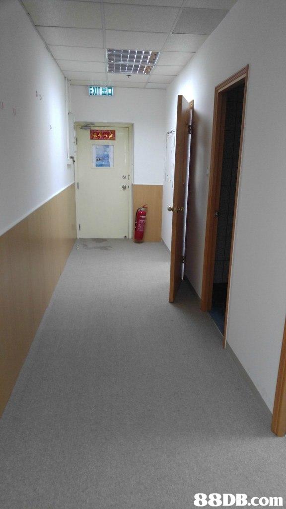 EXIT AH   Floor,Room,Property,Ceiling,Building
