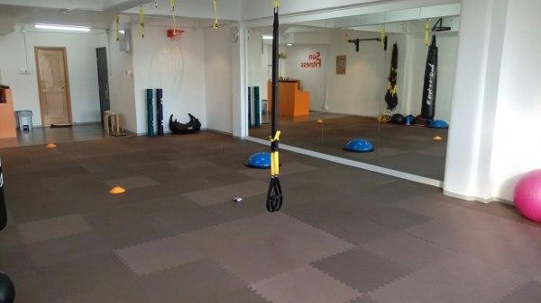 荔枝角長沙灣全新FITNESS STUDIO場地出租 約700呎 可作FREELANCE私人訓練 瑜珈 TRX 小組訓練 泰拳訓練 舞蹈等用途