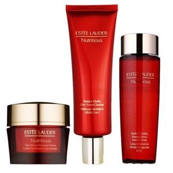 ESTEE LAUDER Nutritious ESTE UDER Ne ious ESTEE LAUDER Nutritious  Product,Red,Beauty,Skin care,Water