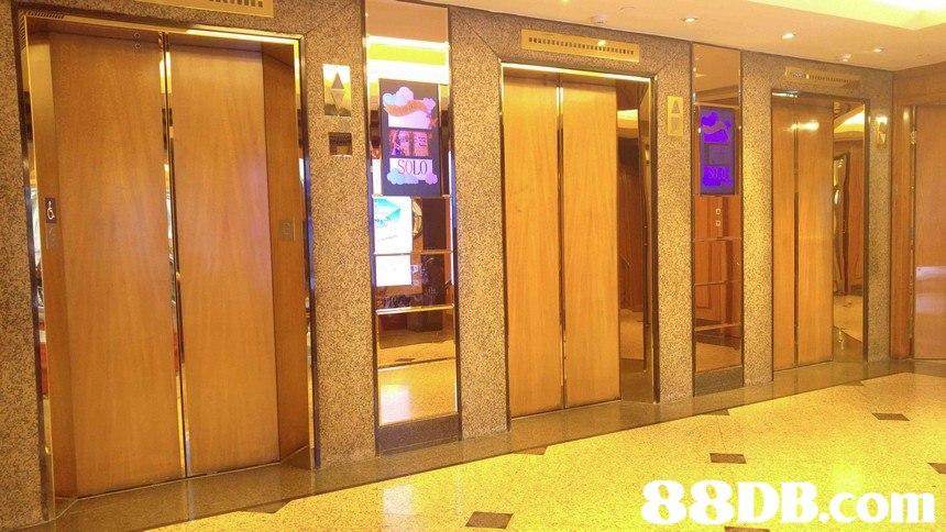 lobby,door,
