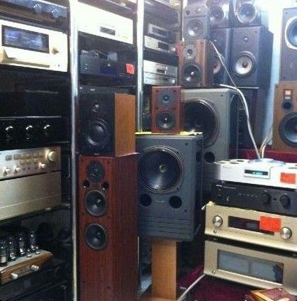 香港二中心 現金上門收購回收音響HIFI
