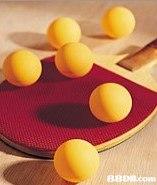 B8DBCO  Ping pong,Tennis,Yellow,Racquet sport,Table tennis racket