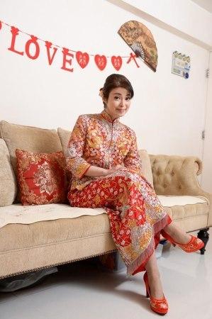 Cathy Yiu's Makeup