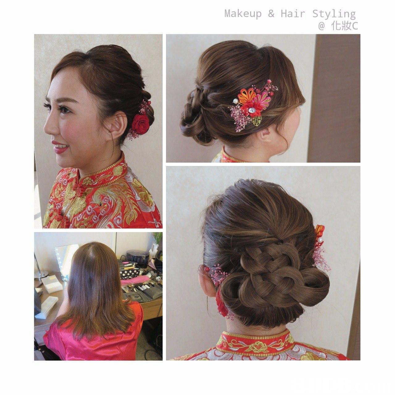 Makeup & Hair Styling @化妝с  hair