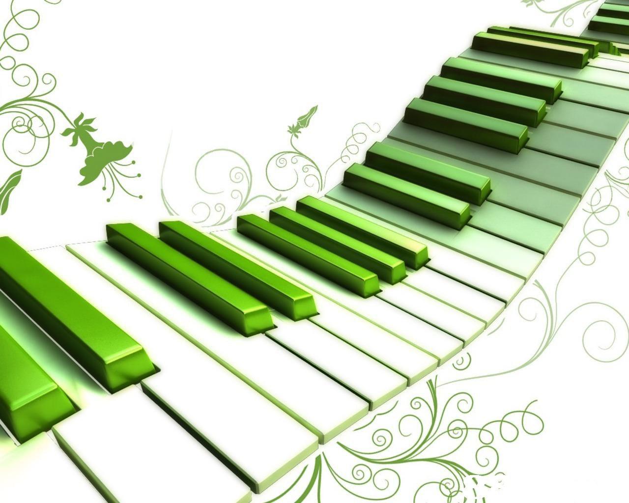 green,keyboard,technology,piano,musical keyboard