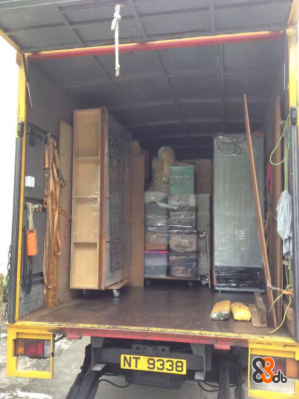 NT 9338 db  transport