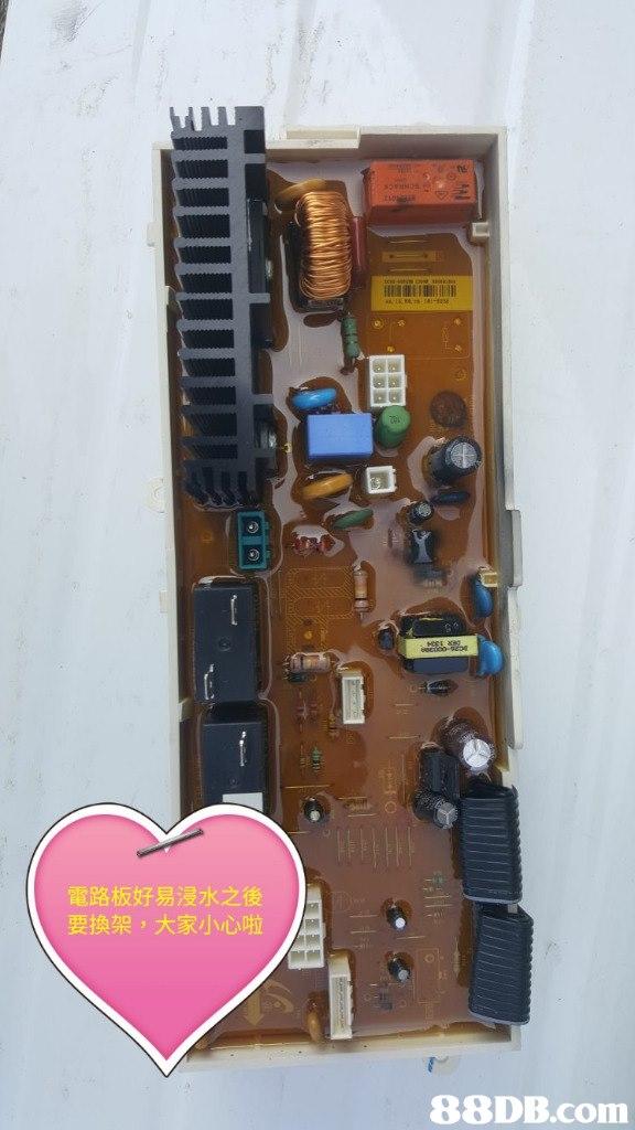 ns 電路板好易浸水之後 要換架,大家小心啦   Electronics