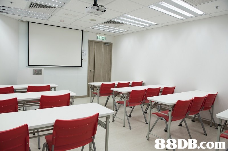 room,conference hall,classroom,table,interior design