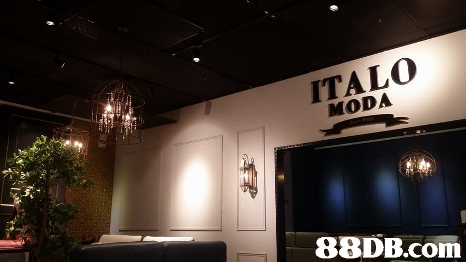 ITALO MODA 88DB.com  ceiling