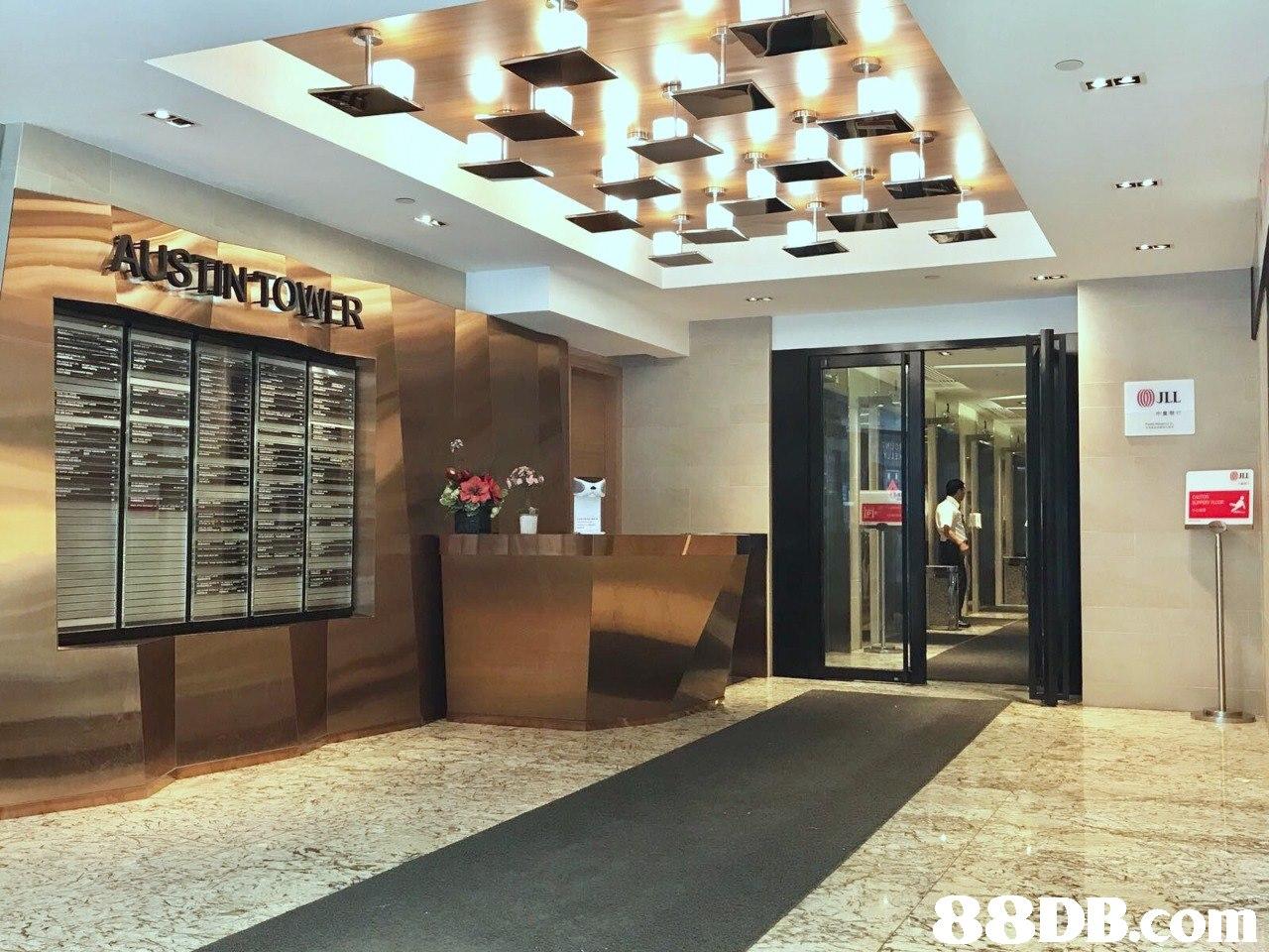 ⓞJLL,lobby,interior design,
