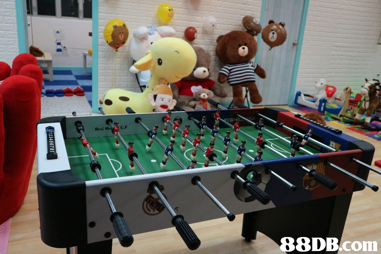 st CB   indoor games and sports,games,recreation room,table,play
