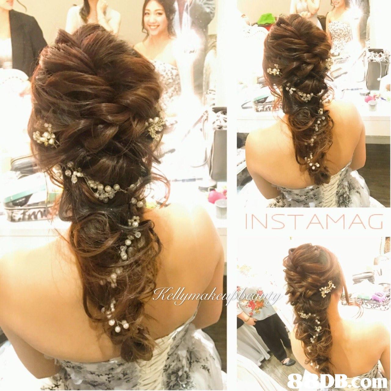 NSTAMAC B.com  hair
