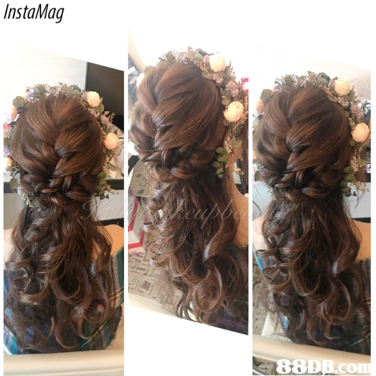 InstaMag 88DB.com  hair