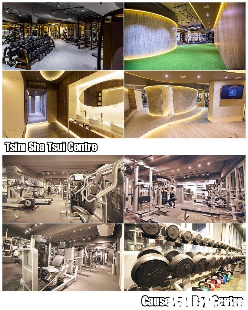 Tsim Sha Tsui Centre  interior design