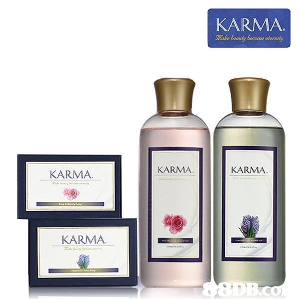 KARMA Tahe brauly bcome eernity KARMA KARMA KARMA. KARMA  product,product,perfume,