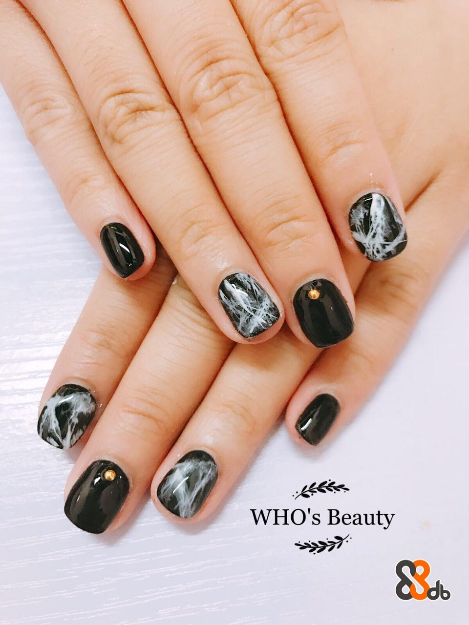 WHO's Beauty db  Nail,Manicure,Nail polish,Nail care,Finger