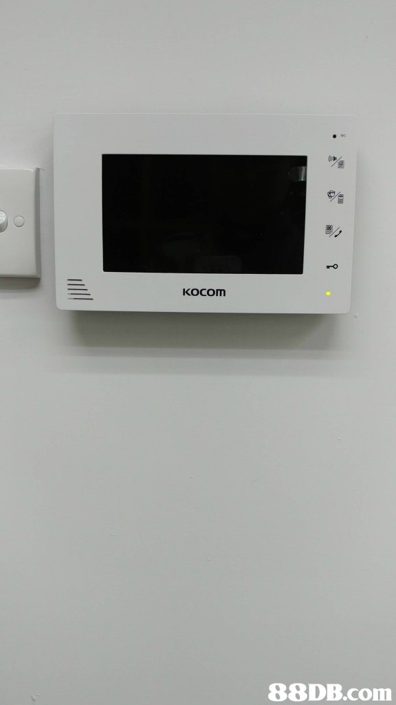 r-O Kocom,technology,electronics,electronic device,home appliance,multimedia