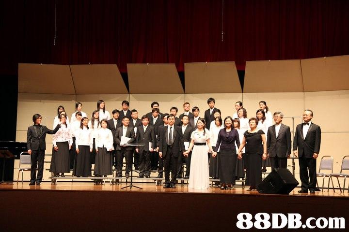 88DB.com  choir