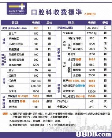 深圳牙醫連鎖 香港質量,內地收費 港人首選 大型牙科醫院