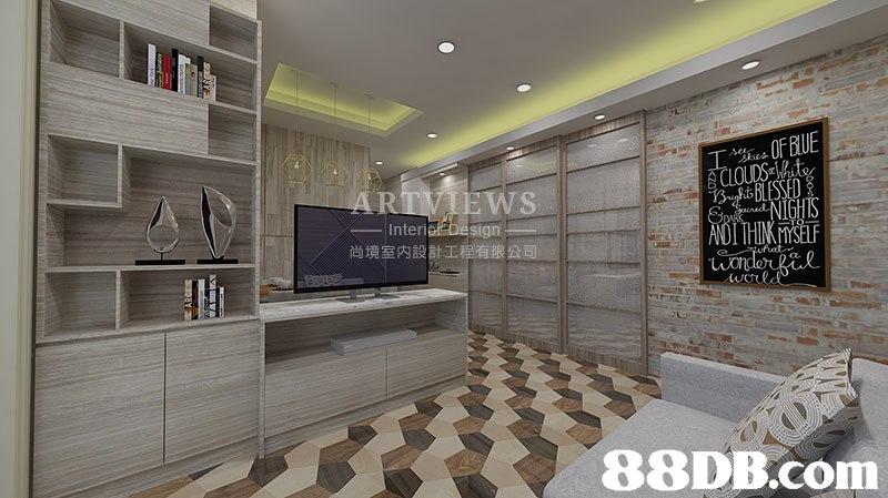 EWS Interi sign 尚境室内設計工程有限公 CL   lobby,property,interior design,real estate,floor