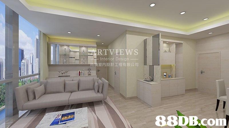 ARTVIEWS Interior Design 室内設計工程有限公司   property,interior design,room,ceiling,living room
