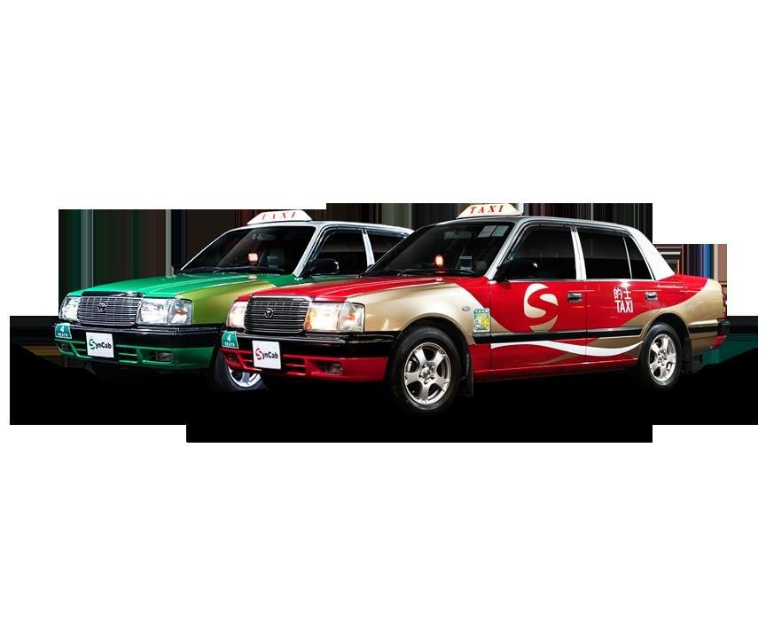 TAXI 0 的 TAX Sjncah  car