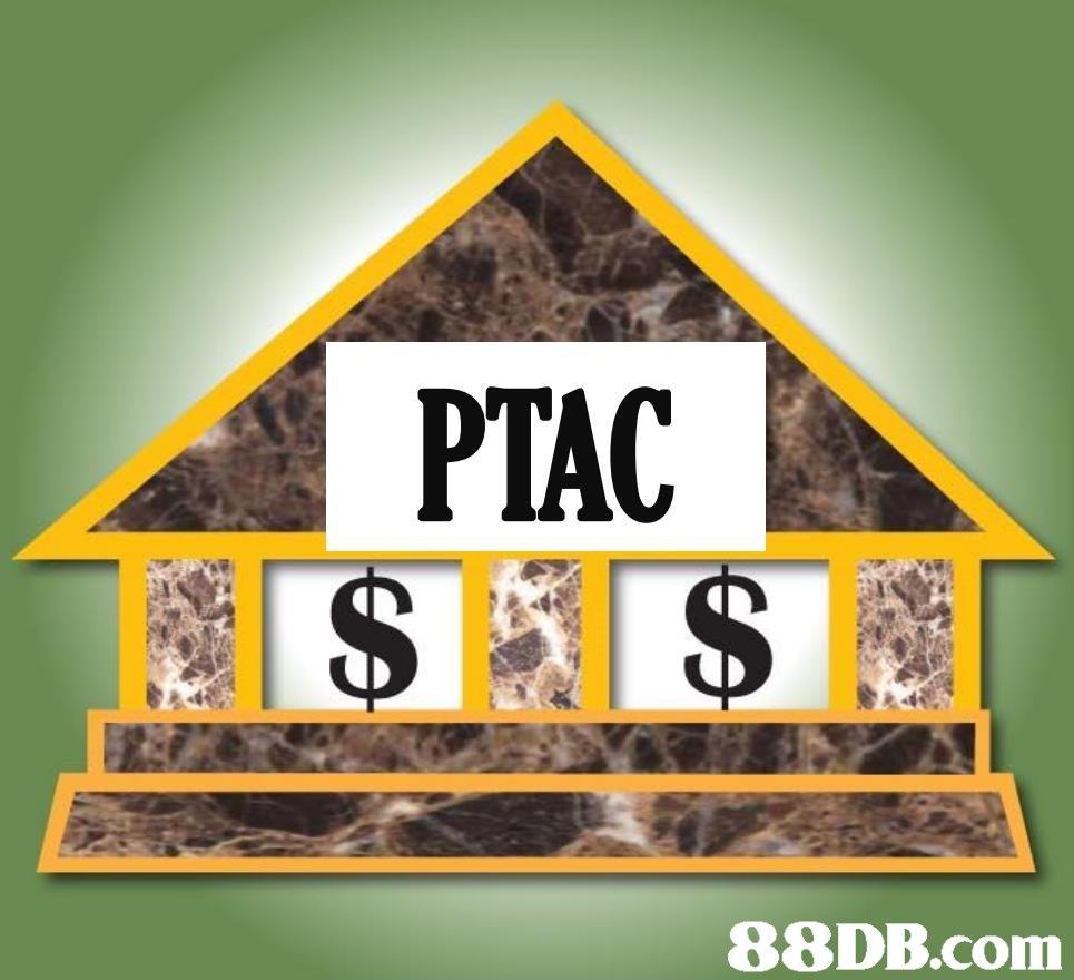 PTAC   yellow,text,font,signage,