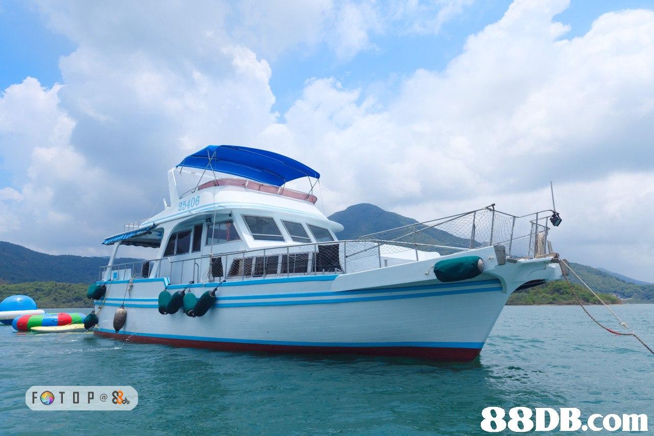FOTO P @ & 88DB.com  boat