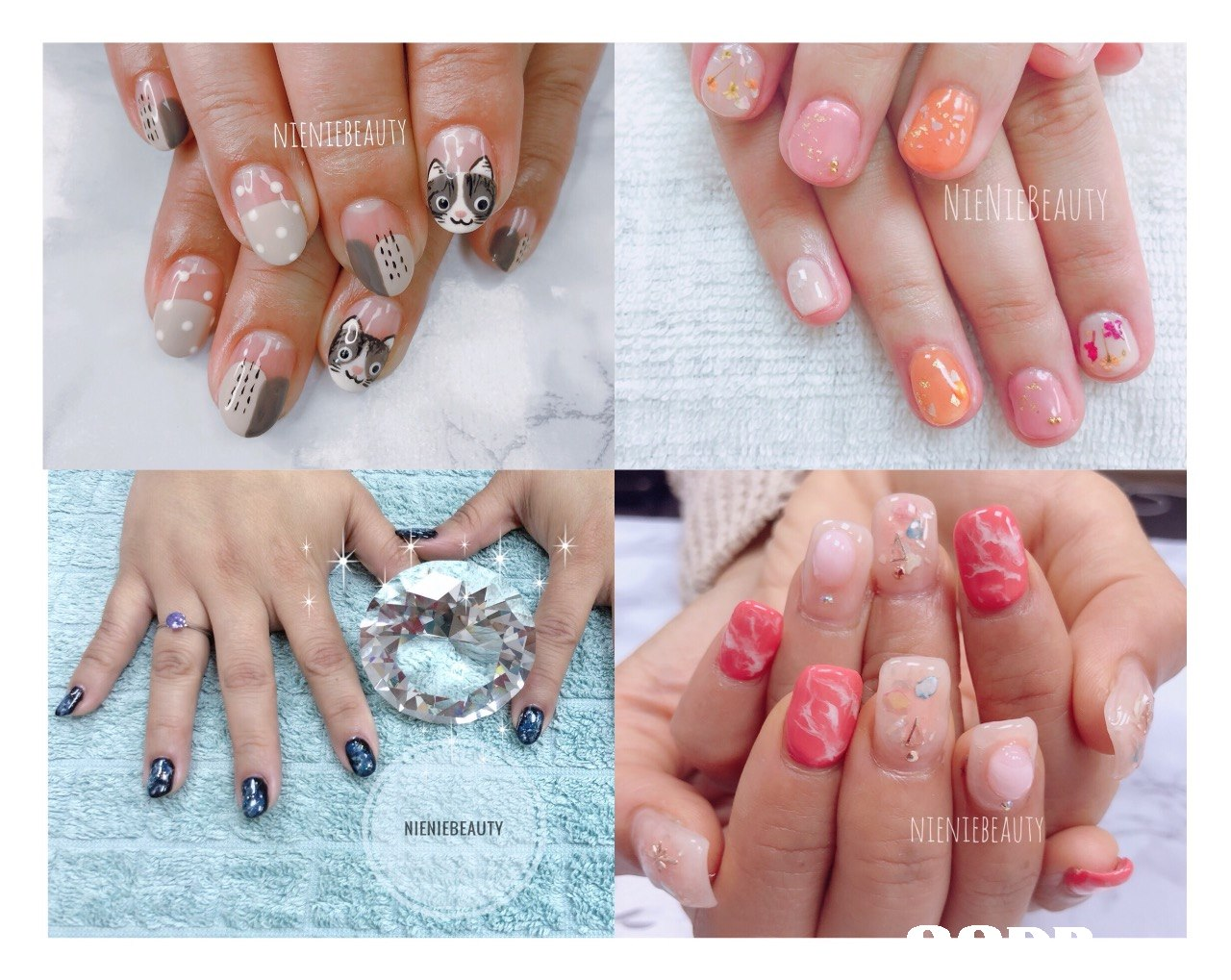NIENTEBEAUTY NIENIEBEAUTY NIENIEBEAUT  Nail,Manicure,Finger,Nail care,Cosmetics
